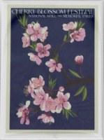 Cherry Blossom Festival Magnet