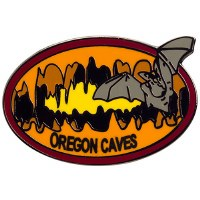 Oregon Caves National Monument & Preserve Collector's Pin
