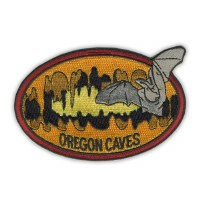 Oregon Caves National Monument & Preserve Collector's Patch