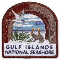 Gulf Islands National Seashore Patch