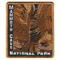 Mammoth Cave Cathedral Dome Patch