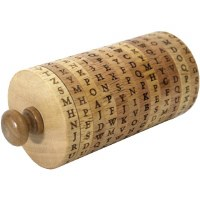 Secret Decoder Cypher Wheel