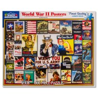 WWII Vintage Posters Puzzle