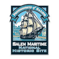 Salem Maritime National Historic Site Collectible Lapel Pin