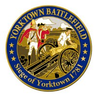 Yorktown Battlefield Lapel Pin