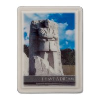Martin Luther King Jr. Memorial Magnet