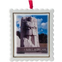 The Martin Luther King Jr. Memorial Ornament