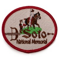 De Soto National Memorial Patch