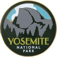 Yosemite National Park Pin