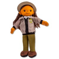 Junior Park Ranger Plush Toy