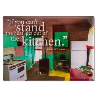 Harry Truman Kitchen Magnet