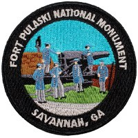 Fort Pulaski National Monument Patch