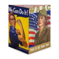 Rosie the Riveter Double Puzzle