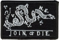 Join or Die Patch