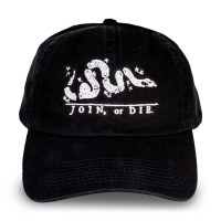 Join or Die Baseball Cap