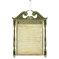 United States Constitution Ornament