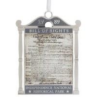 Bill of Rights Ornament