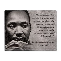 Martin Luther King Jr. Magnet