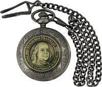 Benjamin Franklin Pocket Watch