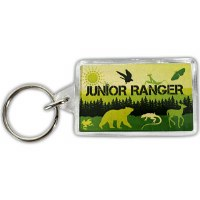 Junior Ranger Key Chain