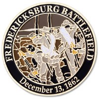 Battle of Fredericksburg Magnet