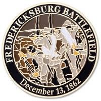 Battle of Fredericksburg Magnet