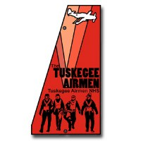 Tuskegee Airmen Hiking Medallion
