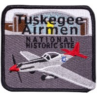 Tuskegee Airmen NHS Embroidered Patch