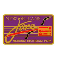 New Orleans Jazz National Historical Park Lapel Pin