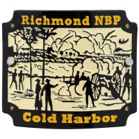 Cold Harbor Hiking Medallion