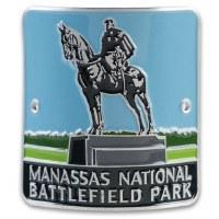 Manassas National Battlefield Park Hiking Medallion