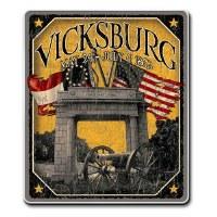 Vicksburg National Military Park Pin