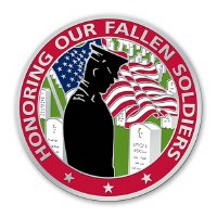 Arlington National Cemetery Fallen Soldier Pin