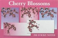 Cherry Blossom Sticky Notes