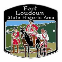 Fort Loudoun State Historic Area Hiking Stick Medallion