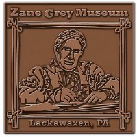 Zane Grey Museum Pin