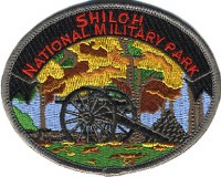 Shiloh National Military Park Patch