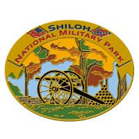 Shiloh National Military Park Lapel Pin