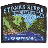 Stones River National Battlefield Patch
