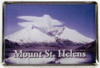 Mount St. Helens Collectible Photo Pin