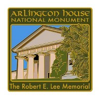 Arlington House National Monument Pin