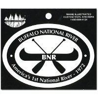 Buffalo National River Decal