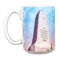 Wright Brothers Retro Mug