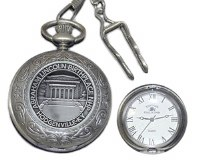 Abraham Lincoln Birthplace NHP Pocket Watch