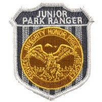 Junior Park Ranger Patch