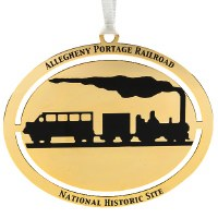 Allegheny Portage Railroad National Historic Site Ornament