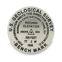 Replica 1936 USGS Mammoth Cave Pin
