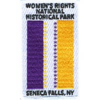 Women's Rights National Historical Park Patch