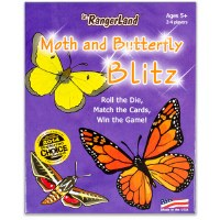 Jr. Rangerland Moth and Butterfly Blitz