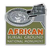 African Burial Ground National Monument Pin